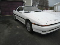 1987 Toyota Supra, Great Condition!