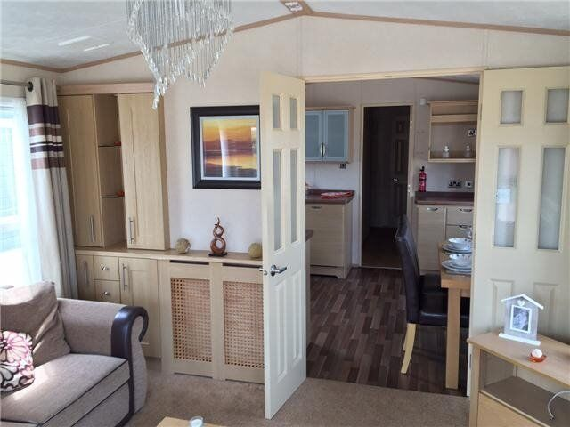 Two Bed Static Caravan In Clacton-on-sea Essex 2018 Pitch fees Included