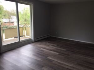 Complete Reno on this two bedroom apartment!!