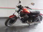 2016 Moto Guzzi V9 Roamer Road Bike 853cc Geelong Geelong City Preview