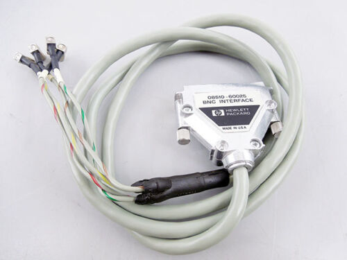 HP AGILENT 08510-60025 BNC INTERFACE CABLE
