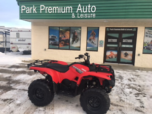 ONLY $79 BI-WEEKLY!! 2014 YAMAHA GRIZZLY 700 EPS!!
