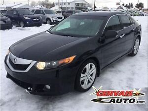 Acura TSX V6 Tech Navigation Cuir Toit Ouvrant MAGS 2010
