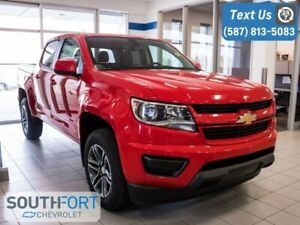 2019 Chevrolet Colorado 4WD Crew Cab Short Box Work Truck