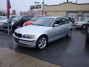 BMW 325xi 2005 usage a vendre Automa-4X4-Cuir-Toit-Elect-NonAcci