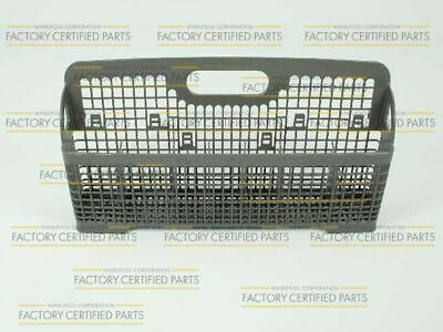 New Genuine OEM Whirlpool Dishwasher Silverware Basket 8531288