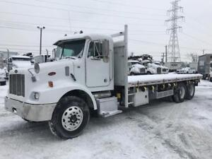 Peterbilt 330 2004 Cummins ISC315 allison automatic 24.5'