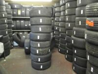 "PART WORN TYRES, ALL BRANDED MAKES 13"" TO 22"" FROM £15 WHILE YOU WAIT,IN RADCLIFFE MANCHESTER M262UW"