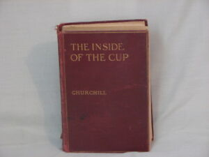 The Inside Of The Cup - Winston Churchill