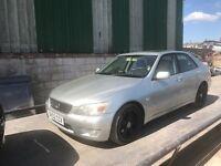 Lexus IS 200 - 2002