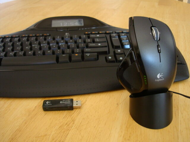 4a34b771d3e ... Logitech Cordless Desktop MX5500, Fully Tested in Very-Good Condition