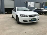 2008 Holden Commodore VE MY08 Omega White 4 Speed Automatic Sedan Newport Hobsons Bay Area Preview