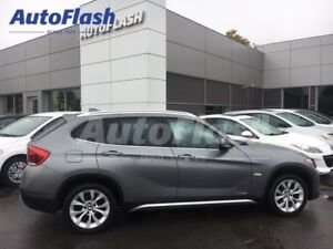 2012 BMW X1 Premium *Sieges-Electric-Seats *Toit-Pano-Roof