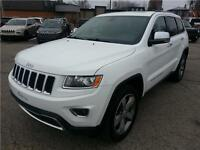 2014 Jeep Grand Cherokee LIMITED NAVI CAMERA RECUL CUIR TOIT