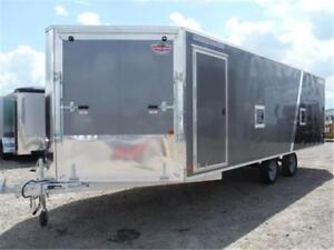 **HAIL SALE** 26 FT DRIVE-ON/DRIVE-OFF TOY HAULER **20% OFF**