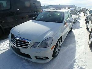 2010 Mercedes E350 4matic, Navi,carproof,1 owner,only 38kms