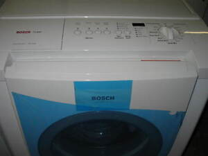 Bosch HE washer and Kenmore dryer Strathcona County Edmonton Area image 1