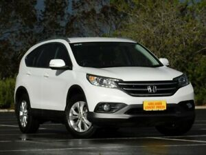 2013 Honda CR-V RM VTi-S 4WD White 5 Speed Automatic Wagon Enfield Port Adelaide Area Preview