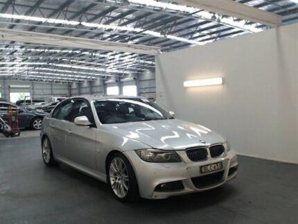 2009 BMW 323I E90 MY09 E90 MY09 Silver 6 Speed Steptronic Sedan Beresfield Newcastle Area Preview