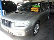 2006 Subaru Forester MY07 XT 5 Speed Manual Wagon Girards Hill Lismore Area Preview