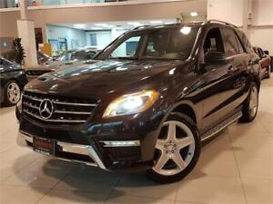 2015 Mercedes-Benz M-Class ML 350 BlueTEC 4MATIC NO ACCIDENTS-NA
