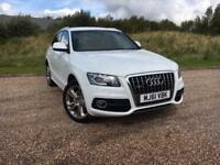 AUDI Q5 S-LINE PLUS - SPECIAL EDITION AUTO *LOW MILES, FSH, STUNNING CAR*