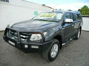 2012 Ford Ranger PX XLT 3.2 HI-Rider (4x2) Charcoal 6 Speed Automatic Crewcab Nowra Nowra-Bomaderry Preview