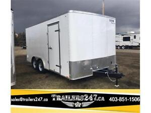 -*-*New 8.5 x 16ft Cargo Trailer w/10,000 lb GVWR-Tax In*-*-