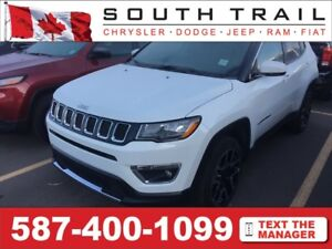 17 Jeep Compass Limited - Call/txt Greg @ (587) 400-0662
