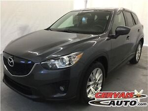 Mazda CX-5 GT AWD Navigation Cuir Toit Ouvrant MAGS 2014