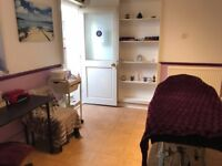 Beauty/Therapy room for rent - includes small kitchen and toilet