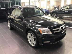 2012 Mercedes-Benz GLK-CLASS GLK 350 4MATIC, HEATED LEATHER, ACC