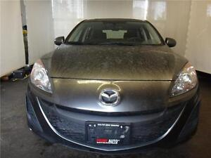 2011 Mazda Mazda3 GX  ONE YEAR POWERTRAIN WARRANTY