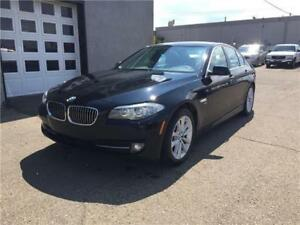 2012 BMW 5-Series PREMIUM LUXURY Sedan