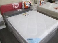 *****BARGAIN*BRAND NEW****DOUBLE BED DIVAN+MATTRESS+DELIVERY AVAILABLE*****
