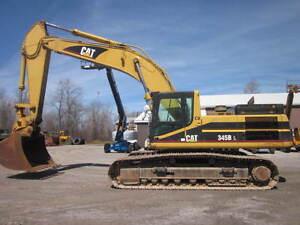2001 Cat 345BL Excavator
