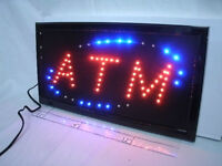 Affordable/$44 Leds, ATM, Man~Cave & OPEN Signs +MORE Ship FREE✅