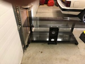 TV STAND GLASS FOR SALE