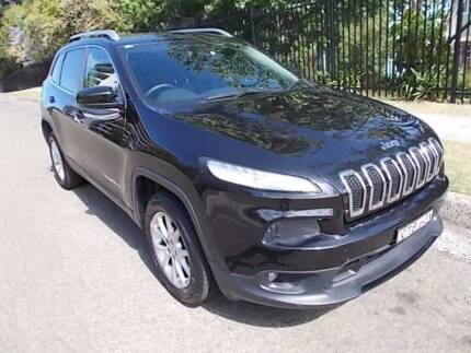 2014 Jeep Cherokee SUV,Longitude (4x4) In Showroom condtion Wollongong Wollongong Area Preview