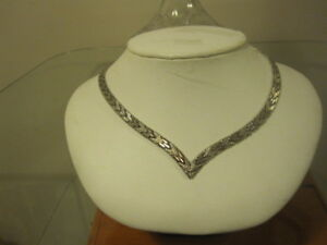 Sterling Silver Ricco Chain Necklace