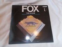 Vinyl LP Fox The Album – The Old Rale Act Featuring Peter Blake