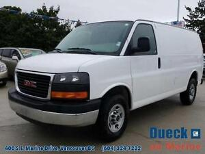 2015 GMC SAVANA LOW KMS! ! !