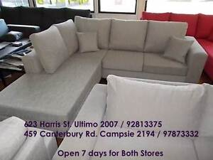 Beautiful Australian Made Quality Sofa Chatswood Willoughby Area Preview