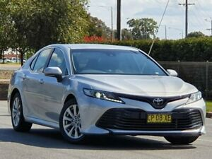 2018 Toyota Camry ASV70R Ascent Silver 6 Speed Sports Automatic Sedan Wodonga Wodonga Area Preview