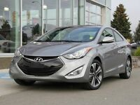 2013 Hyundai Elantra Certified | Navigation | Push Start | Leath