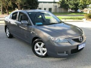 2007 Mazda 3 BK10F2 Neo Grey 5 Speed Manual Hatchback Maddington Gosnells Area Preview