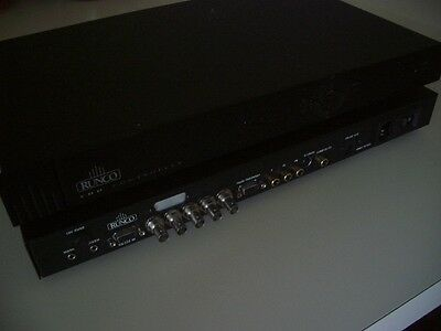 Runco VHD Controller High Definition Digital Video Processor A