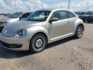 2016 Volkswagen THE BEETLE Classic 1.8T 6sp at w/Tip