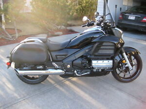2014 Honda Gold Wing Valkyrie - $16,900 Or Best Offer