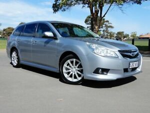 2012 Subaru Liberty B5 MY12 2.5i Lineartronic AWD Silver 6 Speed Constant Variable Wagon Glenelg East Holdfast Bay Preview